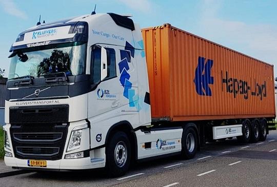B2L Cargocare Truck